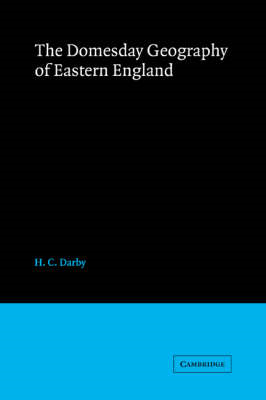 Domesday Geography of Eastern England (BOK)