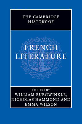 The Cambridge History of French Literature (BOK)