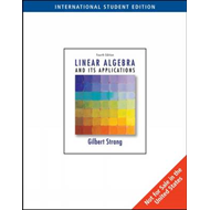 Linear Algebra and Its Applications (BOK)