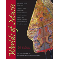 Worlds of Music: An Introduction to the Music of the World's Peoples (BOK)