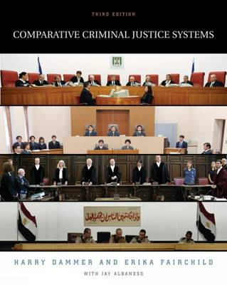 Comparative Criminal Justice Systems (BOK)