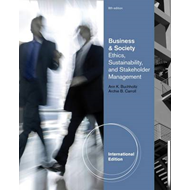 Business and Society: Ethics and Stakeholder Management (BOK)