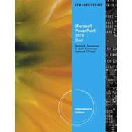 New Perspectives on Microsoft Office PowerPoint 2010: Brief (BOK)