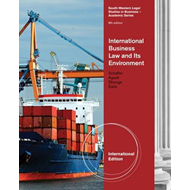 International Business Law and Its Environment (BOK)
