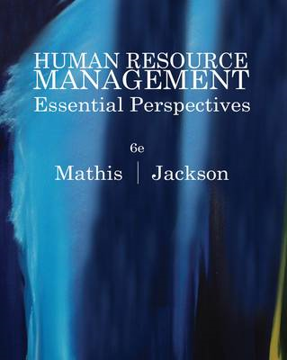 Human Resource Management: Essential Perspectives (BOK)