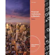 Financial Institutions and Markets (BOK)