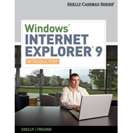 Windows Internet Explorer 9: Introductory (BOK)