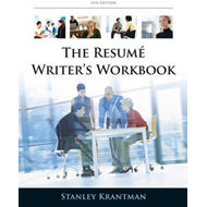 Resume Writer's Workbook (BOK)