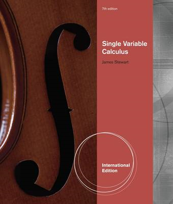 Single Variable Calculus, International Metric Edition (BOK)