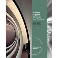 College Algebra: Concepts and Contexts (BOK)