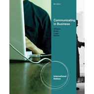 Communicating in Business (BOK)