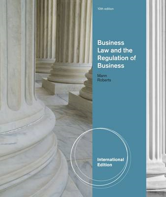 Business Law and the Regulation of Business (BOK)