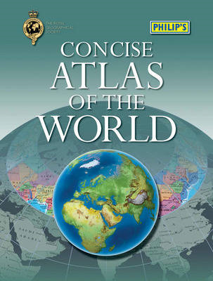 Philip's Concise Atlas of the World (BOK)