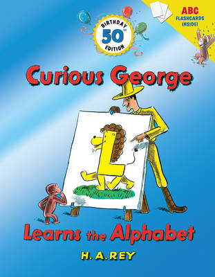 Curious George Learns the Alphabet (BOK)