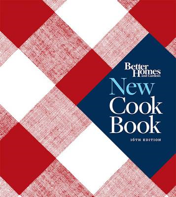 Better Homes and Gardens New Cook Book (BOK)