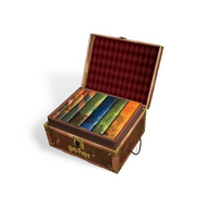Harry Potter Hardcover Boxed Set: Books #1-7 (BOK)
