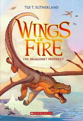 The Dragonet Prophecy (BOK)