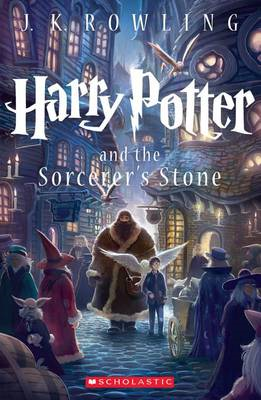 Harry Potter and the Sorcerer's Stone (Book 1) (BOK)