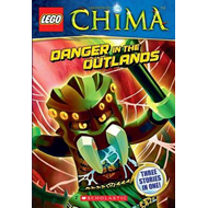 Lego Legends of Chima: Danger in the Outlands (Chapter Book (BOK)