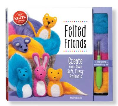 Felted Friends (BOK)