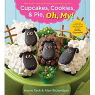 Cupcakes, Cookies, & Pie, Oh, My! (BOK)