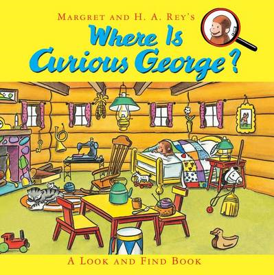 Where is Curious George? (BOK)