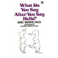 What Do You Say After You Say Hello (BOK)