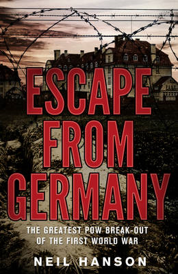 Escape from Germany (BOK)