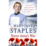 Nurse Anna's War: A First World War Saga (BOK)