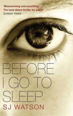 Before I Go to Sleep (BOK)