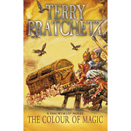 The Colour of Magic: Discworld Novel 1 (BOK)