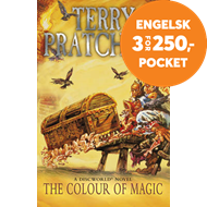 Produktbilde for Colour Of Magic (BOK)