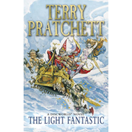 The Light Fantastic: Discworld Novel 2 (BOK)