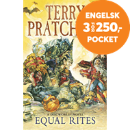 Produktbilde for Equal Rites (BOK)