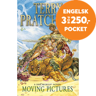 Produktbilde for Moving Pictures (BOK)