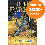 Produktbilde for Reaper Man (BOK)