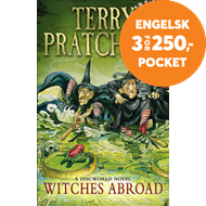 Produktbilde for Witches Abroad (BOK)