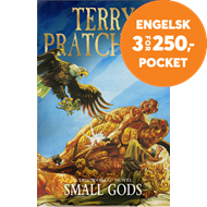 Produktbilde for Small Gods (BOK)