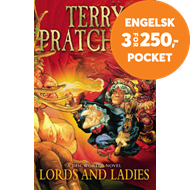Produktbilde for Lords And Ladies (BOK)