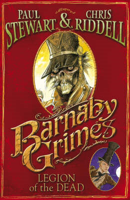 Barnaby Grimes: Legion of the Dead (BOK)