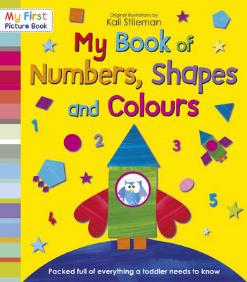 My Book of Numbers, Shapes and Colours (BOK)