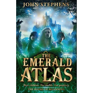 Emerald Atlas:The Books of Beginning 1 (BOK)