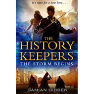 History Keepers: The Storm Begins (BOK)