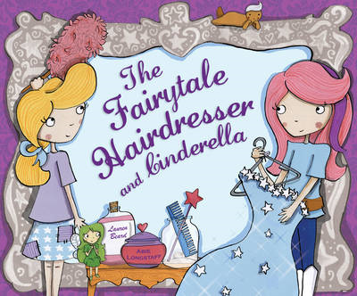 Fairytale Hairdresser and Cinderella (BOK)