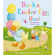 Duck's Easter Egg Hunt (BOK)