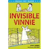 Invisible Vinnie (BOK)