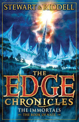 Edge Chronicles 10: The Immortals (BOK)