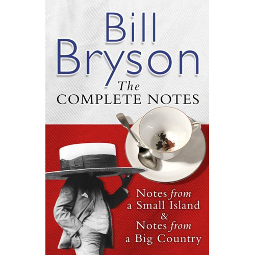 Bill Bryson The Complete Notes (BOK)