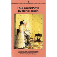 Four great plays by Ibsen (BOK)