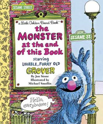 Monster at the End of This Book (BOK)